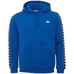 Υφασμάτινα Άνδρας Φούτερ Kappa Igon Sweatshirt Bleu
