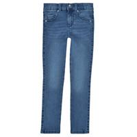 Υφασμάτινα Κορίτσι Skinny jeans Only KONROYAL Μπλέ /  clair