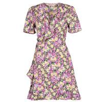 Υφασμάτινα Γυναίκα Κοντά Φορέματα Moony Mood OHLALA Violet