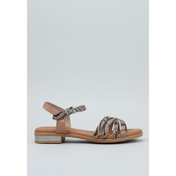 Παπούτσια Γυναίκα Σανδάλια / Πέδιλα Sandra Fontan  Brown