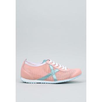 Παπούτσια Γυναίκα Χαμηλά Sneakers Munich  Ροζ