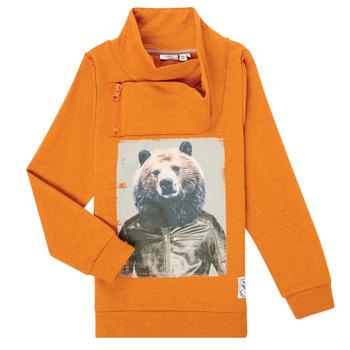 Υφασμάτινα Αγόρι Φούτερ Name it NKMKUVAU LS SWE Orange