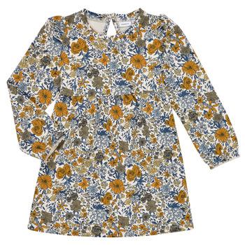 Υφασμάτινα Κορίτσι Κοντά Φορέματα Name it NMFLALISA SWEAT DRESS Multicolour