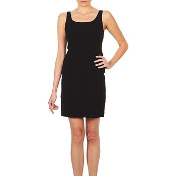 Υφασμάτινα Γυναίκα Κοντά Φορέματα Lola RITZ DOPPIO Black