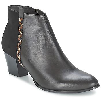 Παπούτσια Γυναίκα Μποτίνια Bocage MANNUELA Black