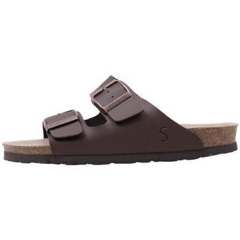 Παπούτσια Γυναίκα Τσόκαρα Senses & Shoes  Brown