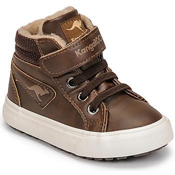 Ψηλά Sneakers Kangaroos KAVU III ΣΤΕΛΕΧΟΣ: Συνθετικό και ύφασμα & ΕΞ. ΣΟΛΑ: Καουτσούκ