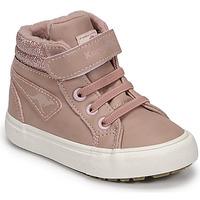 Παπούτσια Κορίτσι Ψηλά Sneakers Kangaroos KAVU III Ροζ