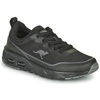 Παπούτσια Αγόρι Χαμηλά Sneakers Kangaroos KX-3500 Black