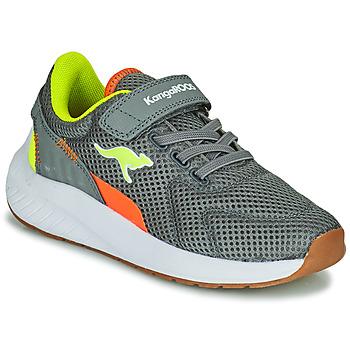 Παπούτσια Αγόρι Χαμηλά Sneakers Kangaroos K-FORT JAG EV Grey