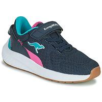 Παπούτσια Κορίτσι Χαμηλά Sneakers Kangaroos K-FORT JAG EV Μπλέ