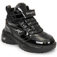 Παπούτσια Κορίτσι Ψηλά Sneakers Kangaroos KC-ICY EV RTX Black
