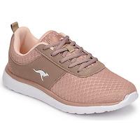 Παπούτσια Γυναίκα Χαμηλά Sneakers Kangaroos BUMPY Ροζ