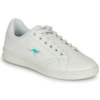 Παπούτσια Γυναίκα Χαμηλά Sneakers Kangaroos K-TEN II Άσπρο