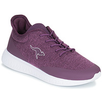 Παπούτσια Γυναίκα Χαμηλά Sneakers Kangaroos K-ACT SCREEN Violet