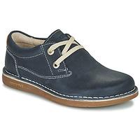 Παπούτσια Παιδί Derby Birkenstock MEMPHIS KIDS Μπλέ / Fonce