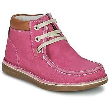 Παπούτσια Κορίτσι Μπότες Birkenstock PASADENA HIGH KIDS Ροζ