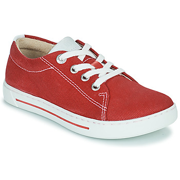 Παπούτσια Παιδί Χαμηλά Sneakers Birkenstock ARRAN KIDS Red
