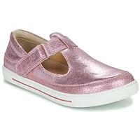 Παπούτσια Κορίτσι Μπαλαρίνες Birkenstock ABILENE Ροζ