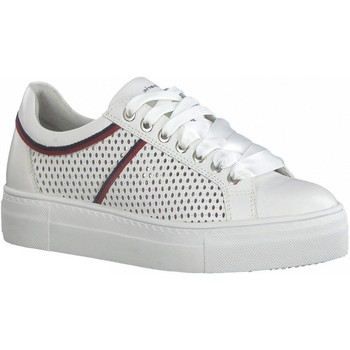 Xαμηλά Sneakers Tamaris White Comb Casual Trainers