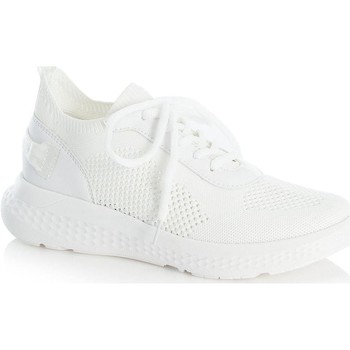 Xαμηλά Sneakers Rieker White Casual Trainers