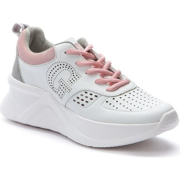 Xαμηλά Sneakers Grunberg White Casual Trainers