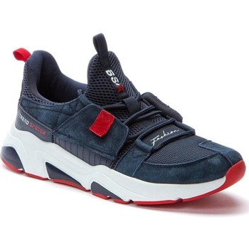 Xαμηλά Sneakers Keddo Blue Casual Trainers
