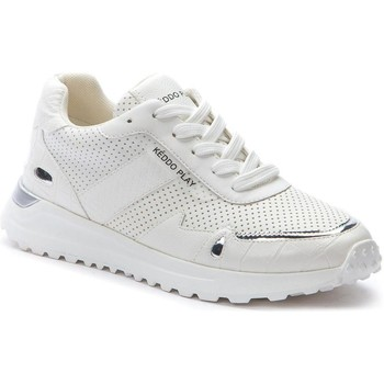 Xαμηλά Sneakers Keddo White Casual Trainers