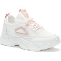 Παπούτσια Γυναίκα Χαμηλά Sneakers Crosby White Casual Trainers White