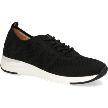Xαμηλά Sneakers Caprice Black Casual Trainers