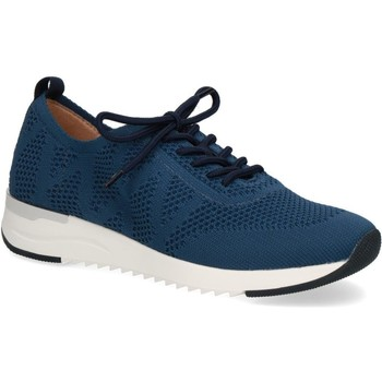 Xαμηλά Sneakers Caprice Navy Casual Trainers