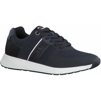 Xαμηλά Sneakers S.Oliver Navy Casual Trainers [COMPOSITION_COMPLETE]