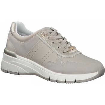 Xαμηλά Sneakers S.Oliver Beige Casual Trainers [COMPOSITION_COMPLETE]