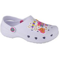 Παπούτσια Παιδί Παντόφλες Skechers Heart Charmer Photobomb Blanc