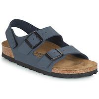 Παπούτσια Αγόρι Σανδάλια / Πέδιλα Birkenstock MILANO HL Marine