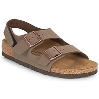 Παπούτσια Αγόρι Σανδάλια / Πέδιλα Birkenstock MILANO HL Μόκα