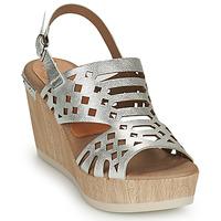Παπούτσια Γυναίκα Σανδάλια / Πέδιλα Dorking SALMA Silver