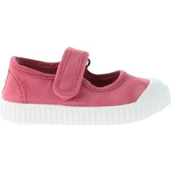 Παπούτσια Παιδί Tennis Victoria Baskets enfant  1915 mercedes toile teintée rose