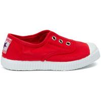 Παπούτσια Παιδί Tennis Cienta Chaussures en toiles  Tintado rouge