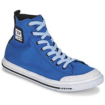 Παπούτσια Άνδρας Ψηλά Sneakers Diesel FAMILA Μπλέ