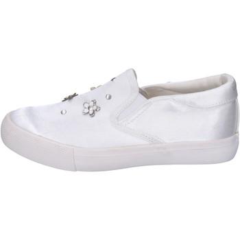 Παπούτσια Κορίτσι Slip on Lumberjack BH63 λευκό