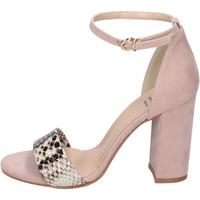 Παπούτσια Γυναίκα Σανδάλια / Πέδιλα Moga' BH67 Ροζ