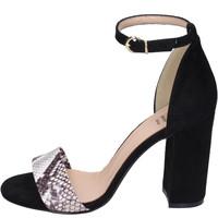 Παπούτσια Γυναίκα Σανδάλια / Πέδιλα Moga' BH68 Black