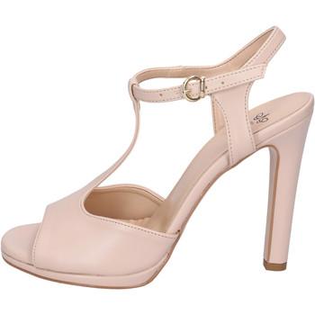 Παπούτσια Γυναίκα Σανδάλια / Πέδιλα Moga' BH72 Beige