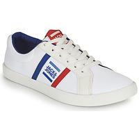 Παπούτσια Αγόρι Χαμηλά Sneakers Jack & Jones WHILEY Άσπρο