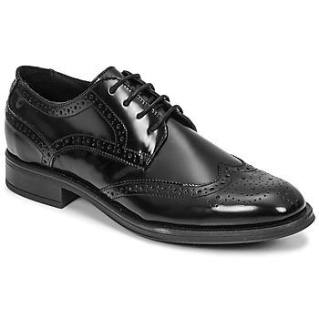 Παπούτσια Άνδρας Derby Carlington LOUVIAN Black