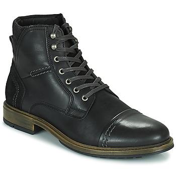 Παπούτσια Άνδρας Μπότες Casual Attitude HOKES Black