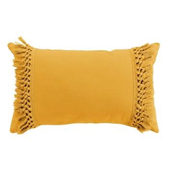 Σπίτι Μαξιλάρια Douceur d intérieur SALMA Yellow