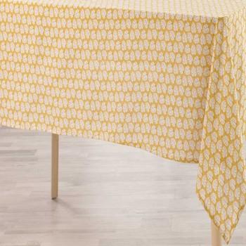 Σπίτι Τραπεζομάντιλο Douceur d intérieur MILA Yellow