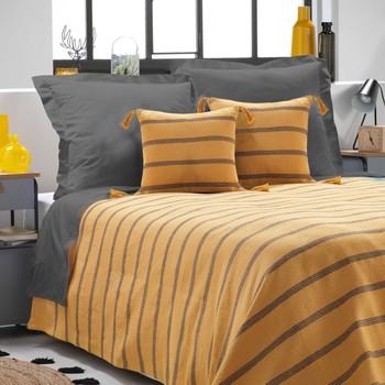 Σπίτι Κουβέρτες Douceur d intérieur JAKADY Yellow